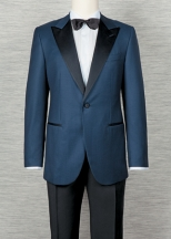 Tuxedo jacket - one button