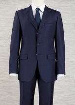 two piece suit - three button